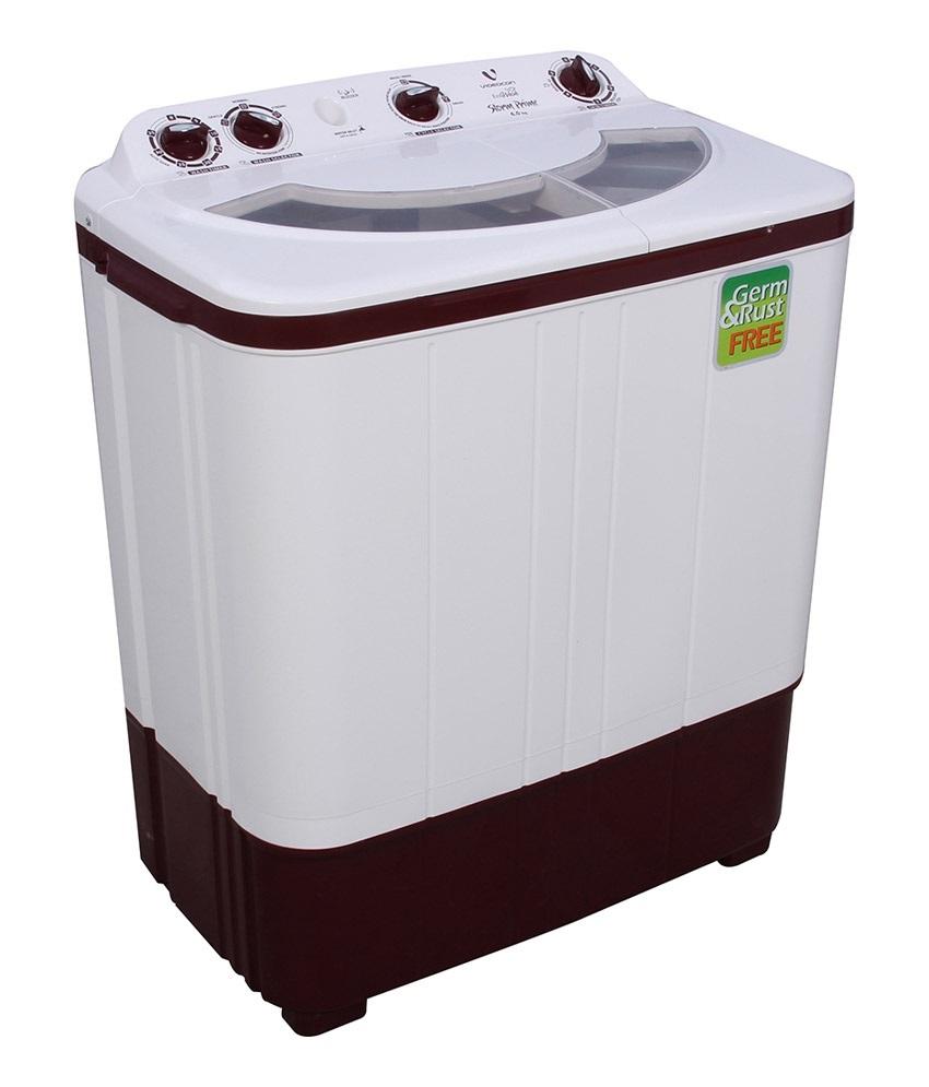 Marketing and washing machine